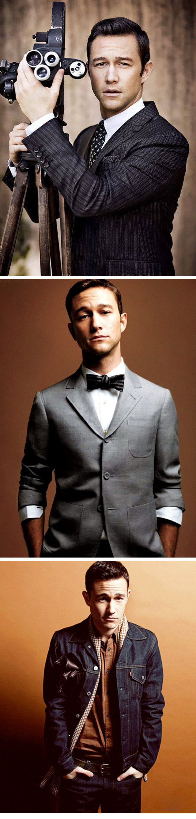 joseph gordon levitt trig and polished