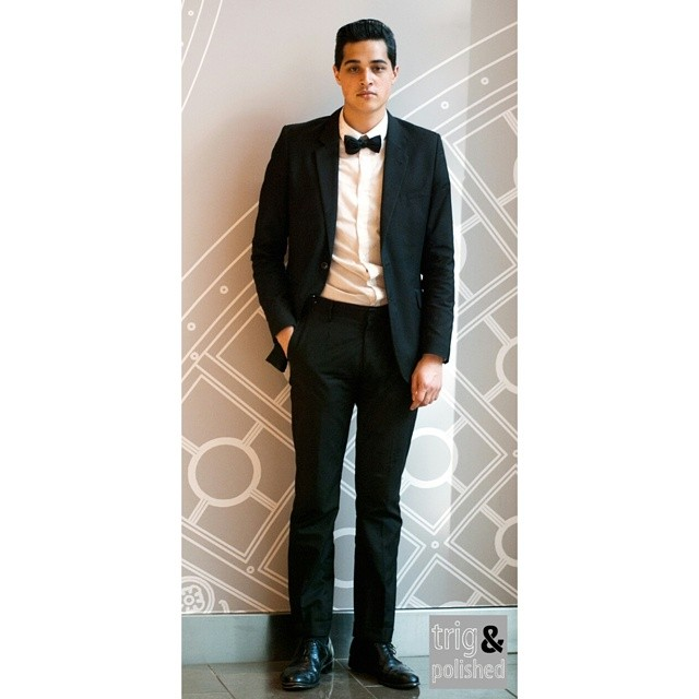 #trigandpolished #menswear #man #gentleman #dapper #bespoke #streetstyle #styleblog #stylish #sartorial #sartorialist #mensfashion #sanfrancisco #menwhodresswell #menthatdresswell #welldressed #handsome #trig #polished #instafashion #instastyle #style #mensstyle #styleblog #streetstyleblog #dylan #tuxedo #bowtie #spotted #britishfit